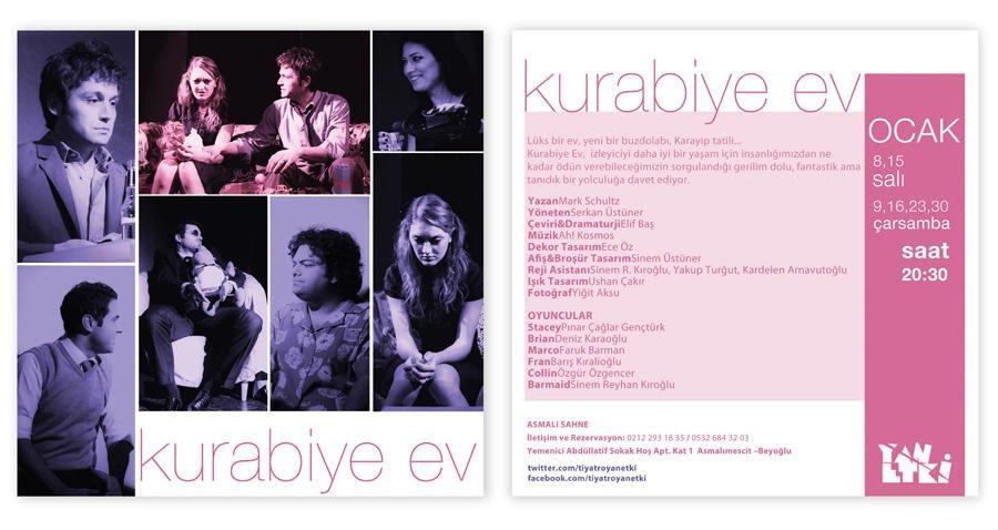 The Ginderbread House | Kurabiye Ev